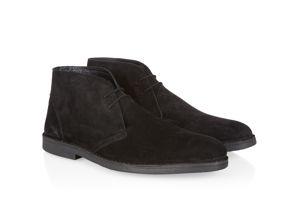 Boots en suédine - New Look - 44, 99 €