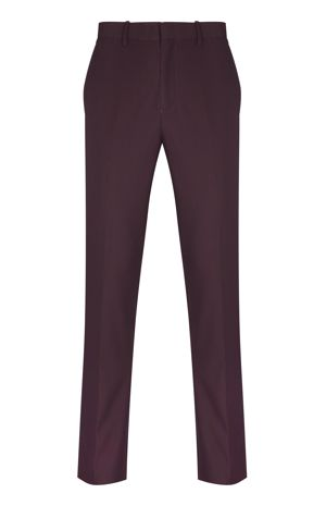 Pantalon burgundy - Primark - 22 €