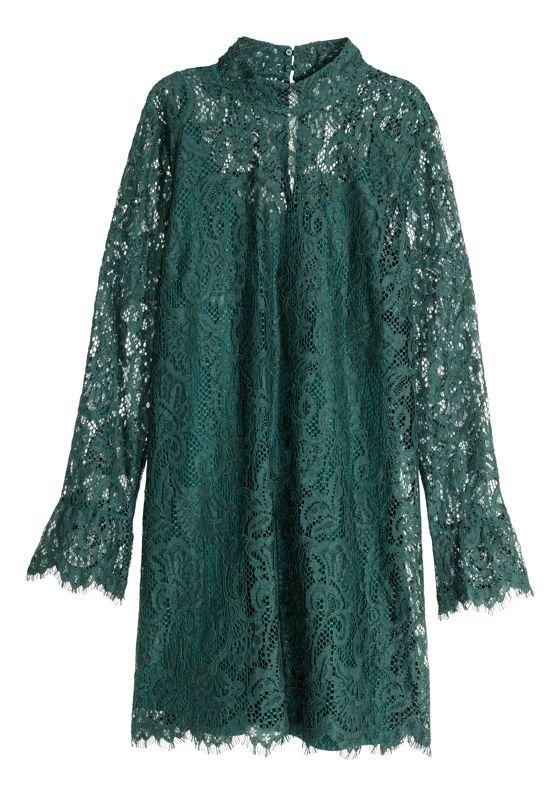 Robe en dentelle - H&M - 39,99 €