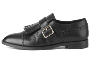 Chaussures Oxford à franges - Mango - 49, 99 €