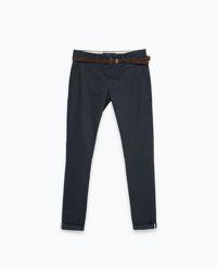 Pantalon chino - Zara - 39,95 €