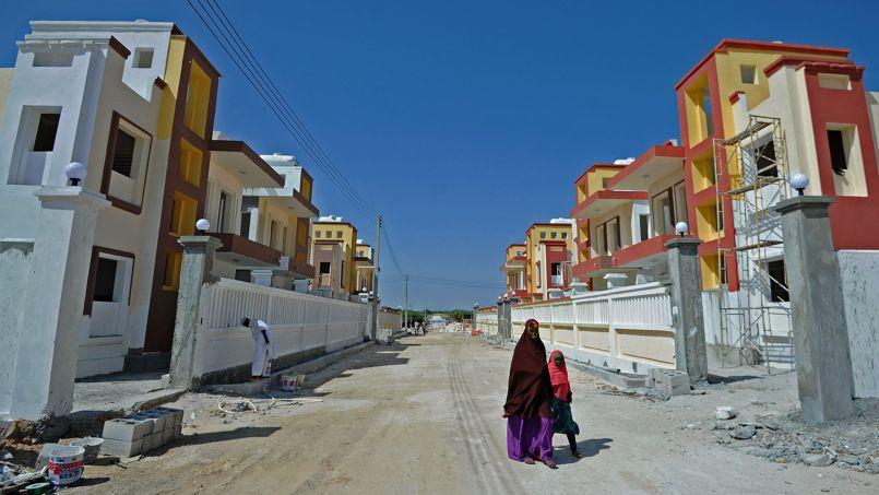 Ce lotissement compte déjà 50 habitations et prévoit jusqu'à 500 logements.