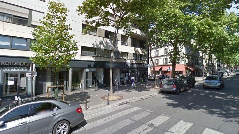 L'immeuble concerné se situe dans le XIe arrondissement, rue Faidherbe. Crédit: Google Maps.