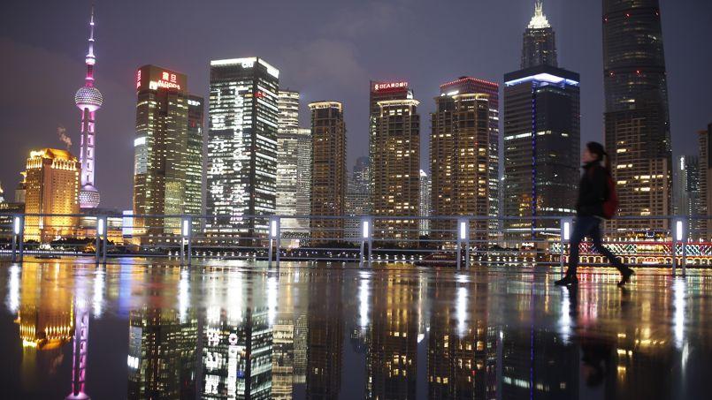 Shanghai a accueilli en 2015, la deuxième plus haute tour du monde.