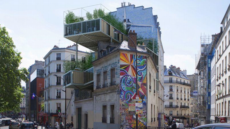 Crédit: Stéphane Malka Architecture.