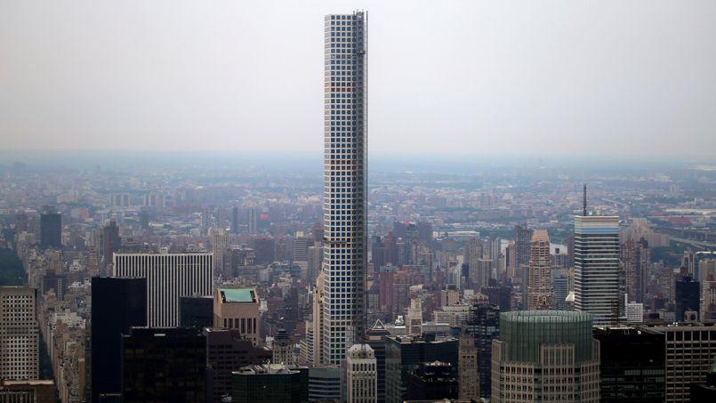 192 New York 15 000 Euros De Charges Mensuelles Pour Un