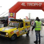 Départ pour la 18ème édition du raid étudiant humanitaire 4L Trophy