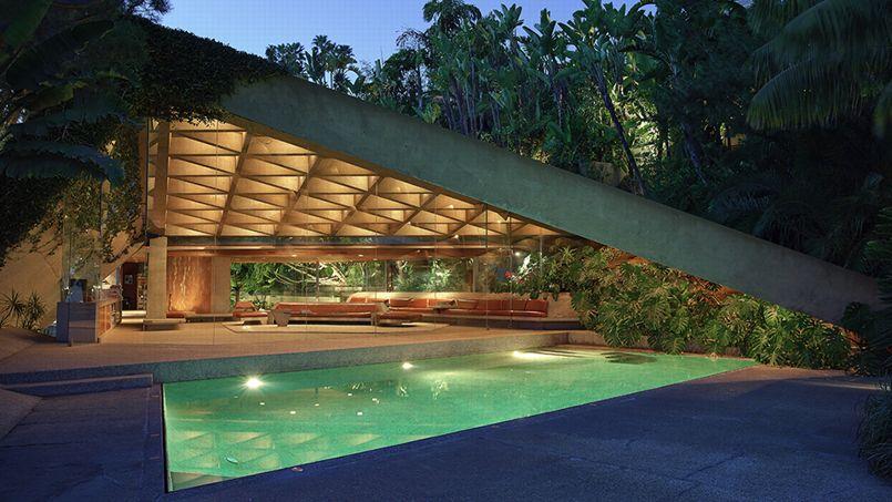 maison architecte los angeles