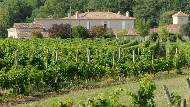 La transaction comprend un vignoble de 80 hectares produisant 500.000 bouteilles par an et une élégante bâtisse du 18e siècle. Crédit: Château de Sours