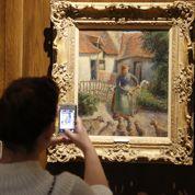 Une fac américaine restitue un tableau volé par les nazis à sa propriétaire française