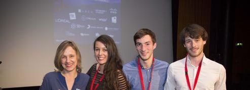 Trois étudiants de l'Essca gagnent le prix Digiprize-Le Figaro Etudiant