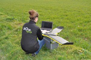 Les drones sont une aide précieuse pour les agriculteurs © DR