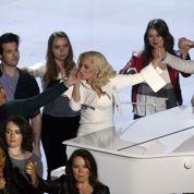 Oscars : la performance émouvante de Lady Gaga contre les viols sur les campus
