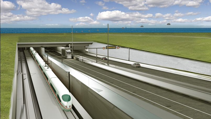 Le Danemark Pays Des Ponts Et Des Tunnels Les Plus Incroyables