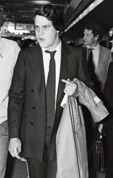 Jean-Christophe Cambadélis en 1981.
