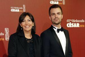 Bruno Julliard (ici, avec Anne Hidalgo)