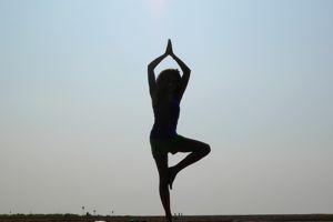 Avec le yoga, «on apprend toujours des petites astuces pour la concentration et la détente». Flickr/©Umberto Salvagnin