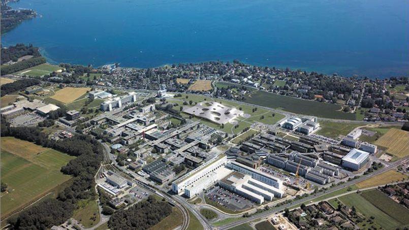 Les deux écoles seront situées sur le prestigieux campus de l'EPFL, près du lac Léman