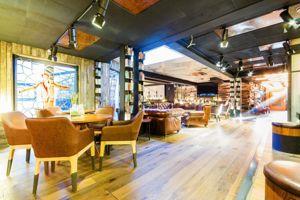 Cette résidence, au cœur du quartier de Camden, abrite l'un des bars les plus branchés de la capitale. ©Uniplaces