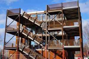 Certains studios disposent même d'un balcon©Uniplaces