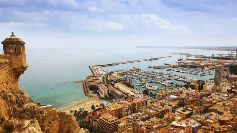 À Alicante, le m² s'affiche à 1200 euros en moyenne.
