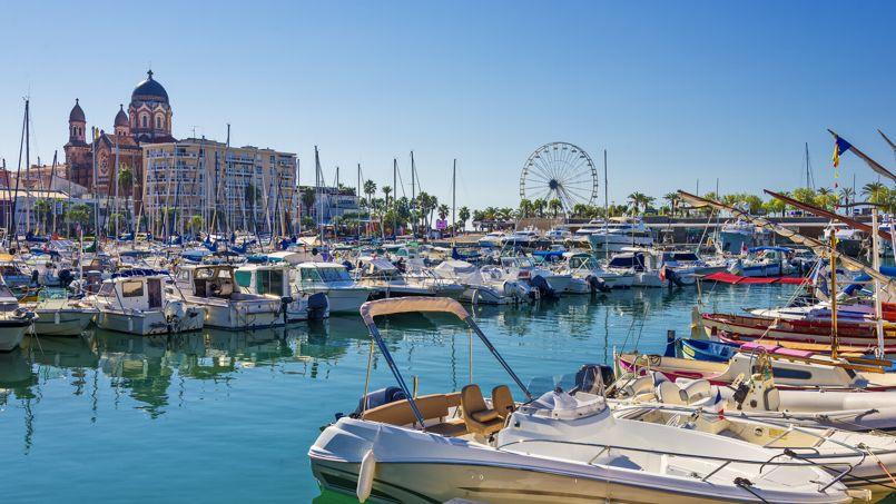 Surprise, c'est à Saint-Raphaël  <i>(notre photo)</i> que les prix des maisons ont le plus baissé (-12,8%).