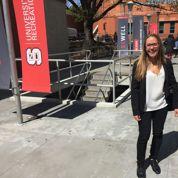 L'expérience «extraordinaire» de Jennifer sur un campus américain