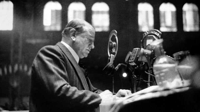 Édouard Daladier, en 1938.