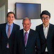 HEC remporte une compétition internationale de finance devant Harvard