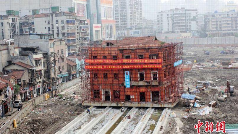 Crédit photo: dfic.cn / Chinanews