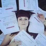 Une étudiante américaine