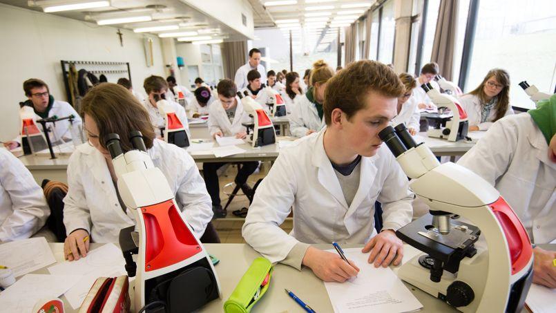 Finalement, aucune des cinq universités belges francophones n'a organisé de tirage au sort en médecine.