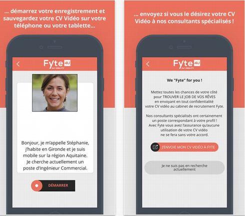 «Il faut adapter sa candidature aux outils d'aujourd'hui». ©Fyte4U
