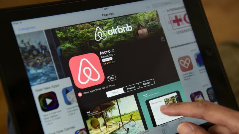 La guerre entre Airbnb et la Ville de Paris est lancée. Crédits photo: John Macdougall/AFP