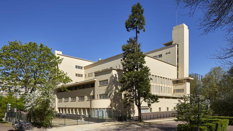 Collège néerlandais de la Cité internationale universitaire à Paris. Crédit photo: Paul Raftery