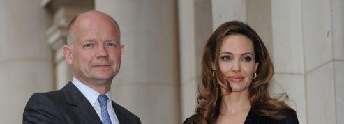 Angelina Jolie prof à la London School of Economics