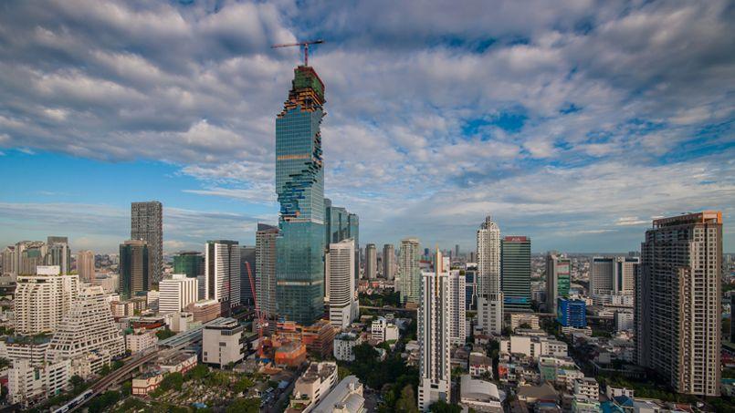 Bouygues Encha 238 Ne Les Constructions De Tours En Asie