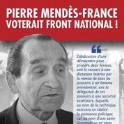 «Pierre Mendès France voterait Front National»: le FN Sciences Po refait polémique