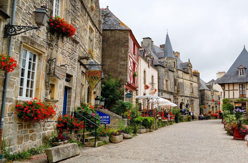 Ville Bretonne  Habitants