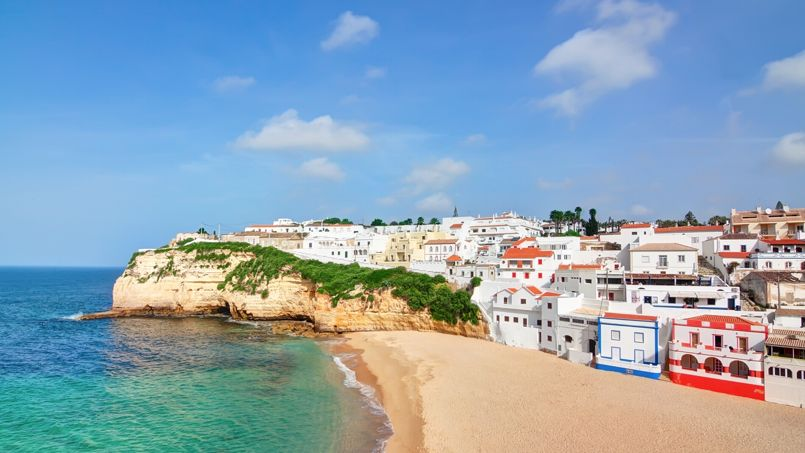 L'Algarve a toujours la cote.