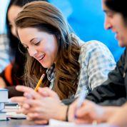 Les étudiants de prépas rêvent de start-up, pas du CAC 40