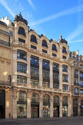 L'École de la chambre syndicale de la couture parisienne, à Paris