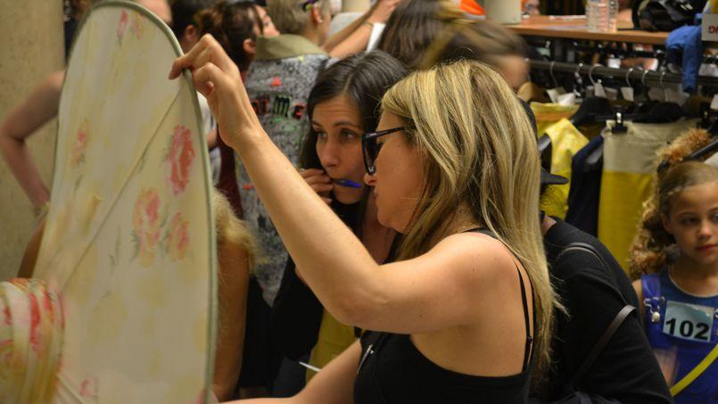 Les élèves ont ainsi fait escale à Séoul, Madrid, Mexico, Casablanca,Toronto, Osaka ou Rome. ©C-A.L