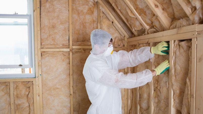 La rénovation énergétique peut notamment passer par une meilleure isolation.