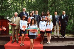 École Tersac (47). Promotion 2016. DR