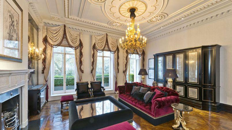 Le Belle Villa Interieur : Visitez la maison plus chère de londres