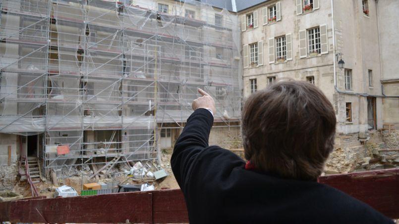 Les façades et bâtiments extérieurs seront rénovés ©C-A.L