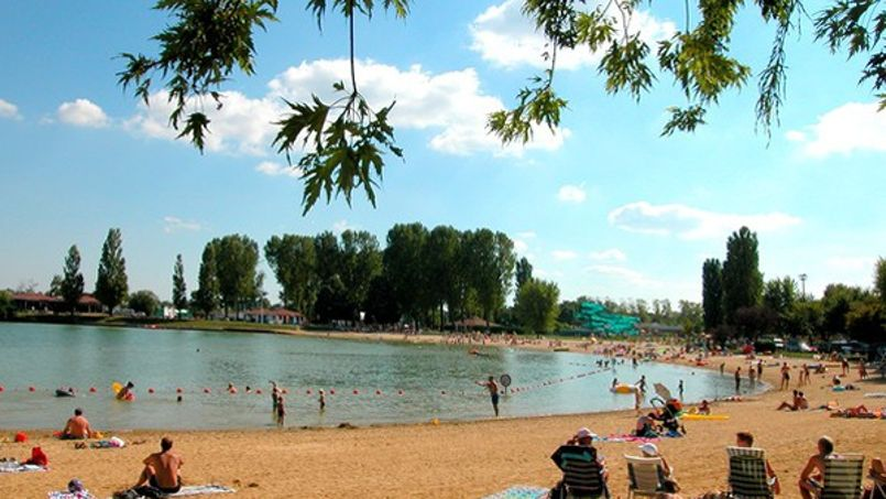 VTT, tir à l'arc, tennis, bouée, banane, bateau électrique, paddle , parachute... ©laplainetonique.com