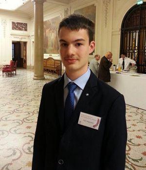 Paul Segretain, l'unique double lauréat du concours ©juliesaintgermes