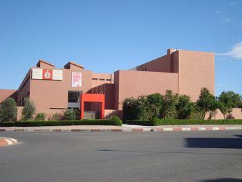 École supérieure des arts visuels de Marrakech©MrrakchiPure/panoramio